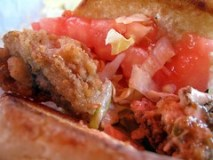 thisrty dog tavern - more of the po boy
