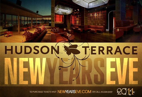 New Years Eve - Hudson Terrace