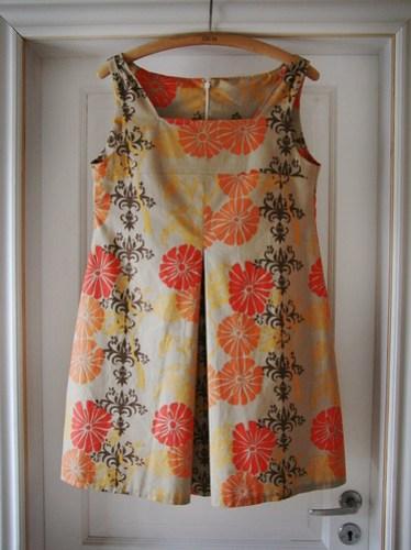 Amy Butler Mini Dress