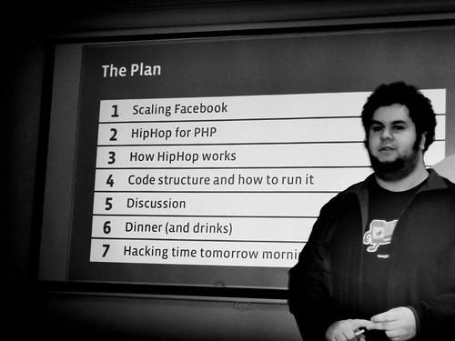 David Recordon has a plan
