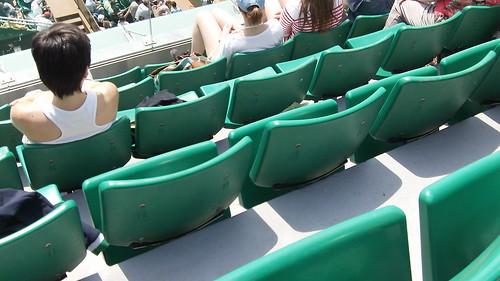 Court Philippe Chatrier - Roland Garros