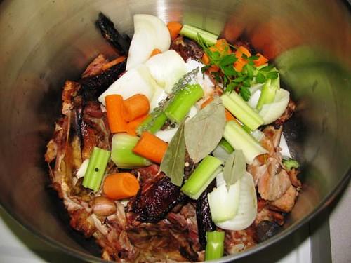 Smoked Turkey & Wild Rice Soup IMG_2697