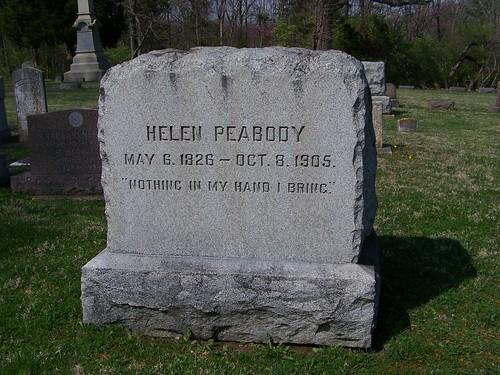 The Ghost of HelenPeabody