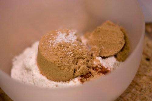 Cinnamon-Pecan Streusel