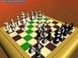 juego de ajedrez 3D
