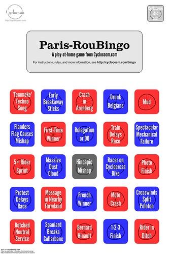 Paris RouBingo