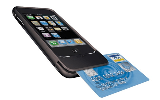 Mophie Marketplace iPhone Credit Card Reader