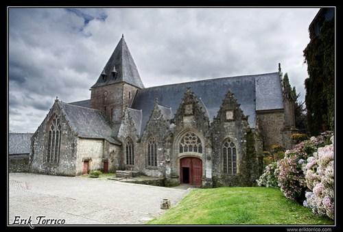FRANCIA '09: Rochefort en Terre (Bretaña)