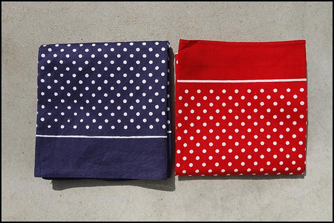 Polka Dot Handkerchiefs