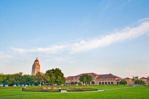Stanford University visit