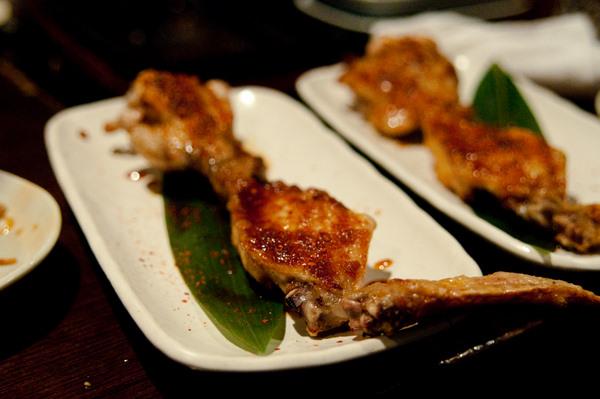 Yakitori restaurant