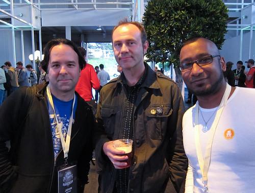 John, Eddie & Gregarious