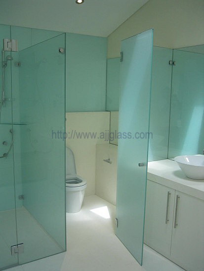 What types of glass is good for shower doors ajj glass