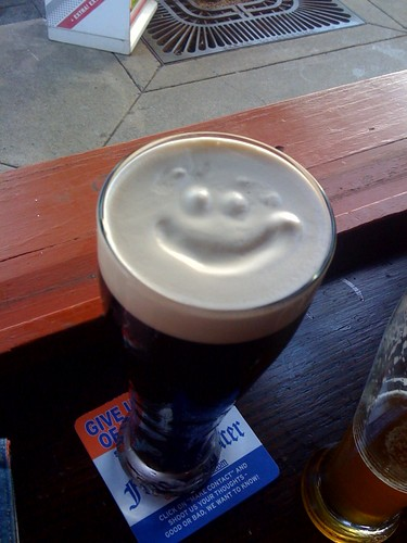 Happy Guinness is happy. @thisbeer #beer
