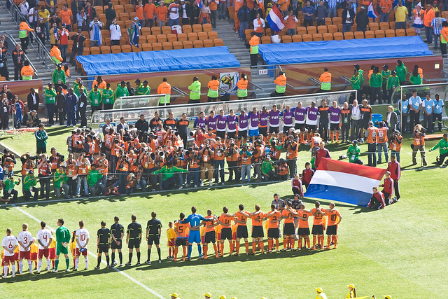 Dutch National Anthem