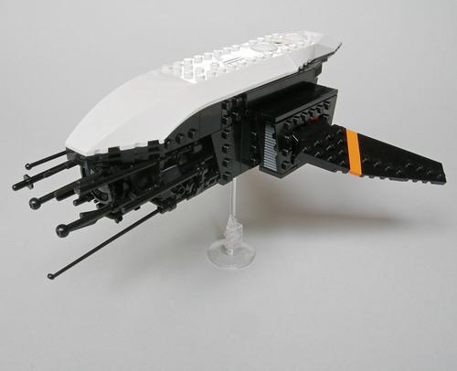 SmgL-6 Cargo shuttle