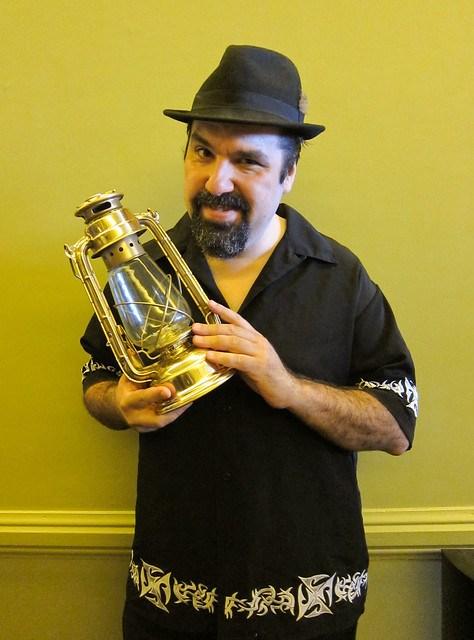 Jason Scott Got Lamp