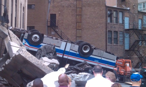 Transformers 3 Filming in Chicago (PICS)