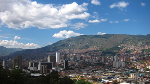 Downtown Medellin