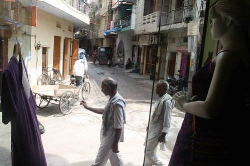 Shahpur Jat Village, Delhi