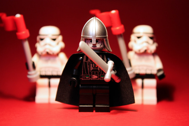 Star Wars - Medieval Edition