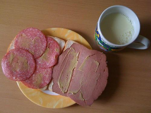 Ontbijtje...