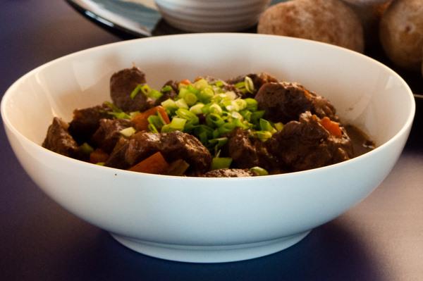 Spanish potluck lunch