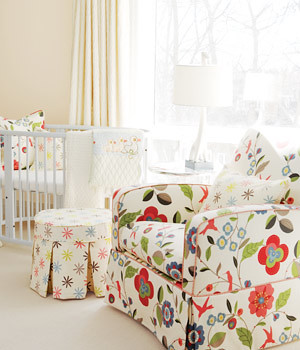 Sarah Richardson nursery
