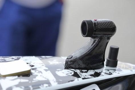 Lorenzo's video camera
