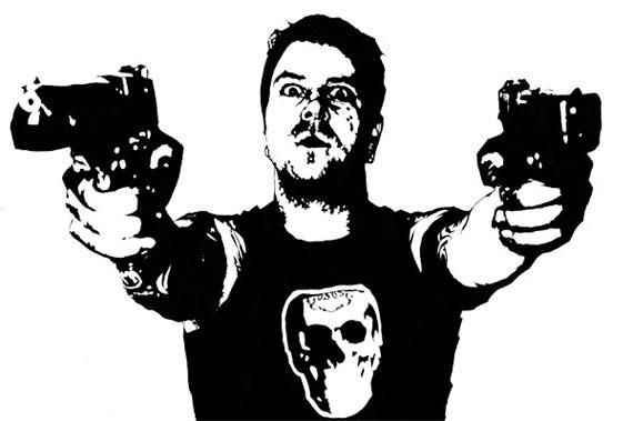 jason-thibault-dodging-bullets-cover-ink