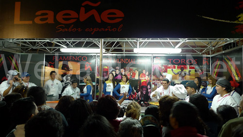 Laeñe - Mistura 2010