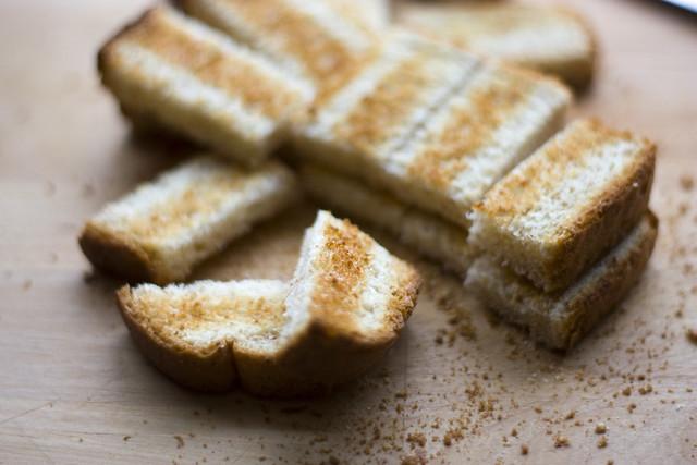 Nature's Pride Honey Wheat Toast