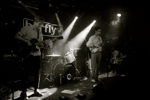 Tigercats live at Barfly, Camden