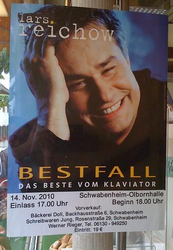 Lars Reichow in Schwabenheim