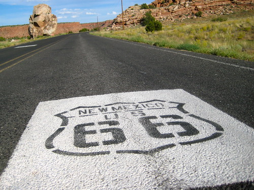 Route 66 - Main St. of America