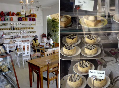 High Tea, Farriers Centre, Cape Town