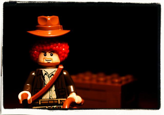 Indiana Jones and the Wig of Doom