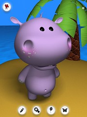 Talking Hippo...
