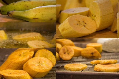 Ghana - Fried Plantains