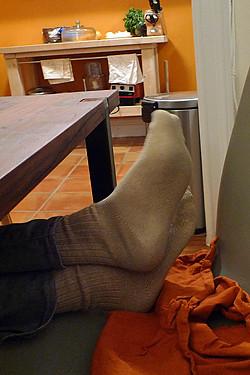 craig's feet