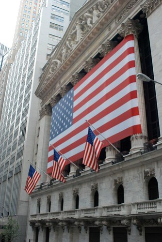 America loves Wall Street