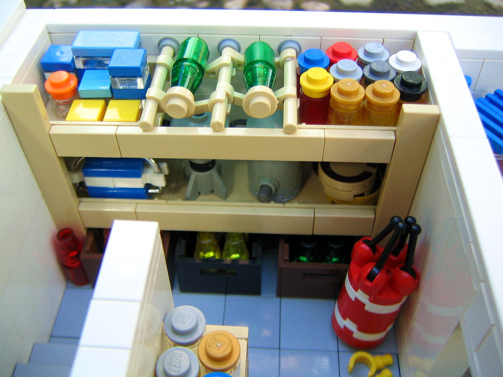 Lego Friends Badezimmer The World S Best Photos Of Cellar And Lego Flickr Hive Mind