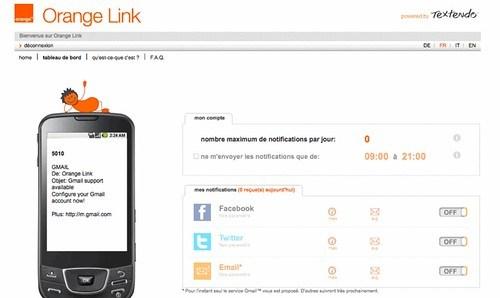 Orange Link