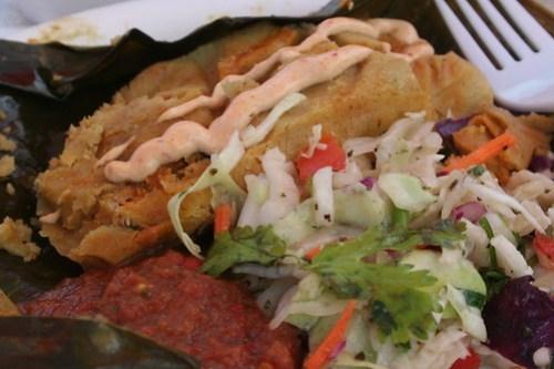 Farmer's Market Tamales