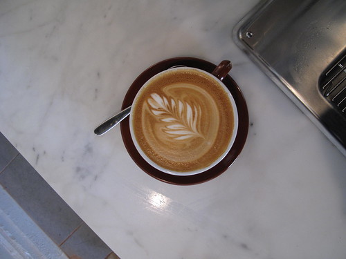 A nice latte!