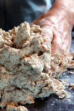 crumbly irish soda bread