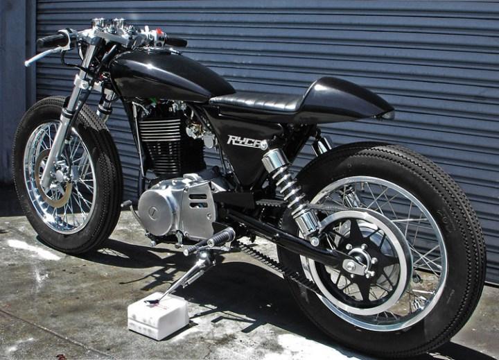 Biaya Modif Gl 100 Cafe Racer 1stmotorxstyle Org