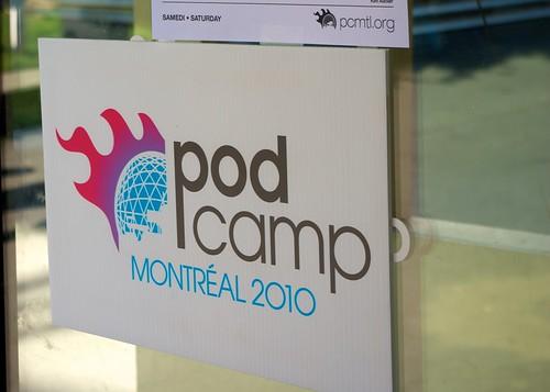 PodCamp Montreal'10 Saturday  005
