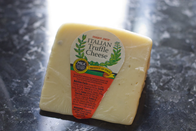 Italian Black Truffle Cheese