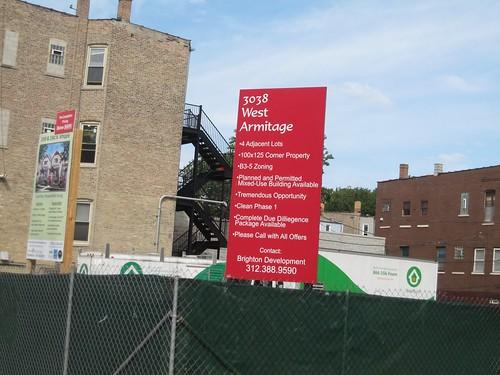 3038 West Armitage Non-Development: Regional Bike Ride Chicago